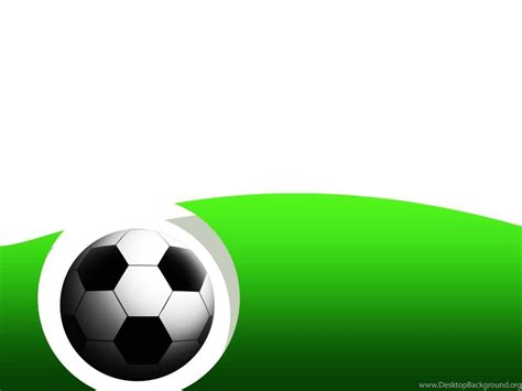 Abstract Soccer Frame Ppt Design Ppt Backgrounds Templates Desktop Background Soccer Powerpoint Template