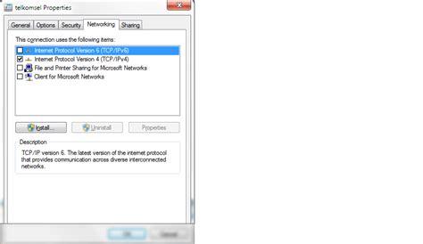 cara ngganti kuota malem wtcyl cara ganti ip address dan dns pada windows 7
