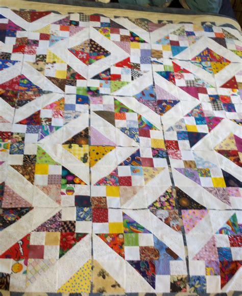 patchwork ideen a yarn more fab scrap quilt ideas
