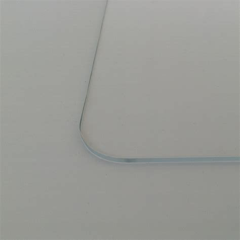 clear corner desk clear acrylic desk pad completely see through desk