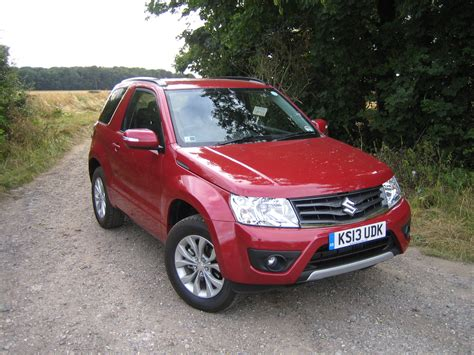 Suzuki Grand Vitara 2 4 Suzuki Grand Vitara 3 Door 2 4 Sz4 Road Test And Review