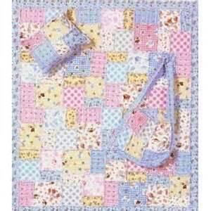lets rag quilt pattern baby toddler
