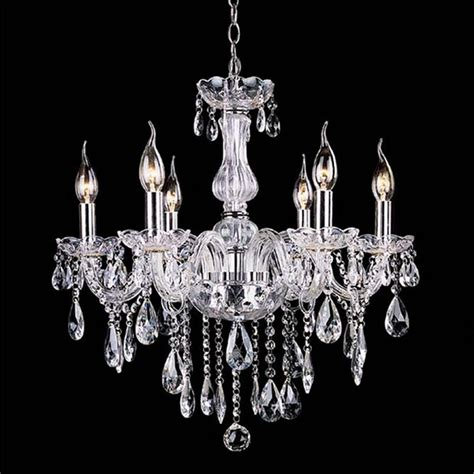 Cheap Crystal Chandelier Home Lighting Lustres De Cristal Affordable Chandeliers
