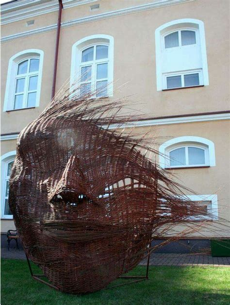 weiden gartenskulpturen 322 besten weiden flechten bilder auf