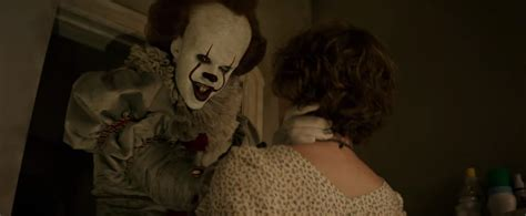 Horor It pennywise is back in the new trailer for it cinema vine
