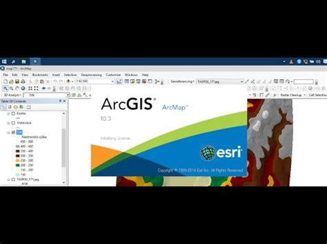 tutorial arcgis desktop 10 arcgis 10 3 extensions installation tutorial youtube