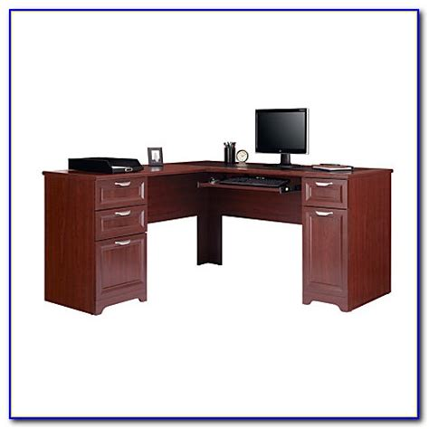 Mezza Collection L Shaped Desk Black Desk Home Design Realspace Mezza L Shaped Desk