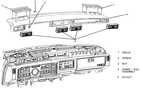 automobile air conditioning repair 1992 cadillac deville instrument cluster repair guides interior instrument panel and pad autozone com