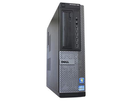Pc I3 Ram 4gb dell optiplex desktop with intel i3 3 1ghz 4gb ram 250gb drive dvd windows 10