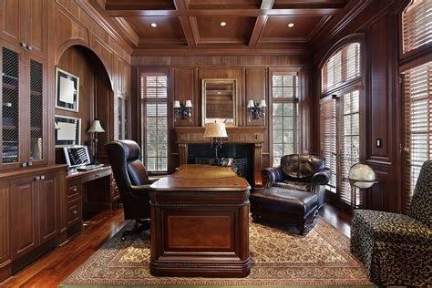 large home office 24 luxury and modern home office designs