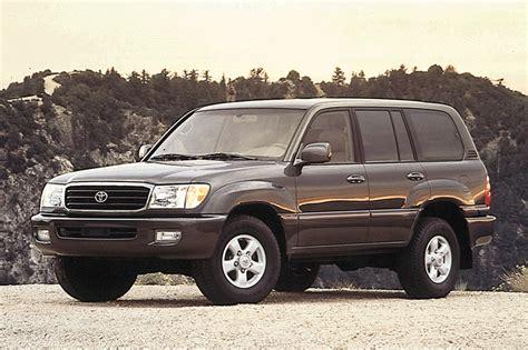 how cars engines work 2006 toyota land cruiser interior lighting 1998 07 toyota land cruiser consumer guide auto