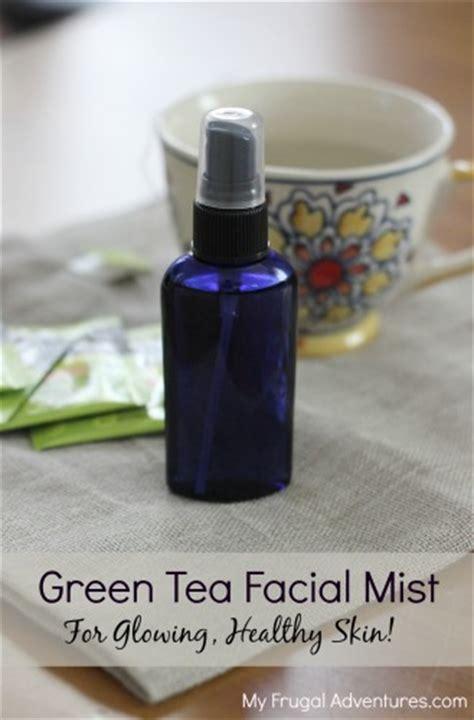 diy makeup setting spray with green tea green tea mist toner for glowing healthy skin my frugal adventures