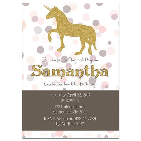 printable unicorn birthday invitations unicorn birthday invitations printable unicorn invitation