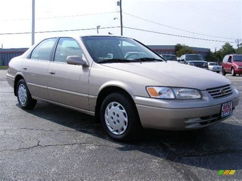 1999 beige metallic toyota camry le 17686920 gtcarlot car color galleries
