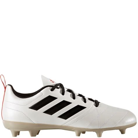 adidas ace 17 4 fg white black s soccer cleats