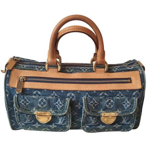 Tas Louis Vuitton Speedy Kode 40390 2 louis vuitton speedy 30 denim tas catawiki