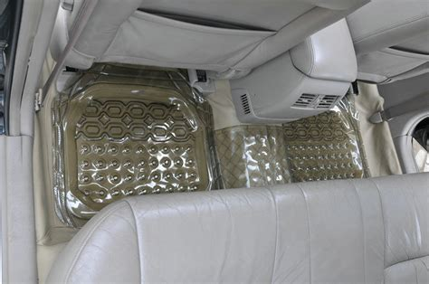 Clear Plastic Car Floor Mats by Buy Wholesale Cheap Clear Pvc Plastic Universal Vehicle Auto Foot Carpet Car Floor Mats 5pcs