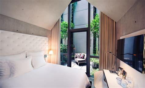 m interior design philippe starck completes interior of m social design