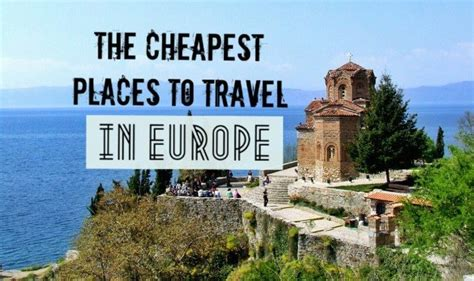 where is the cheapest place to get a fresh christmas tree the cheapest places to backpack in europe global gallivanting travel