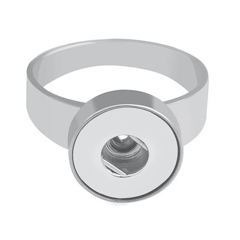 Snap Mini Button Ring popular snap ring buy cheap snap ring lots from china snap