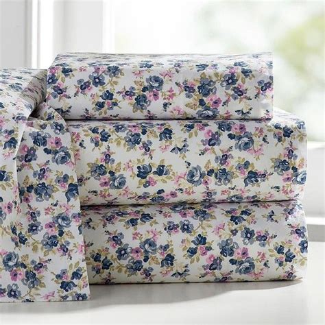 Xl Bed Sheets by Pb Sheet Set Xl Blue Multi 59 Liked On