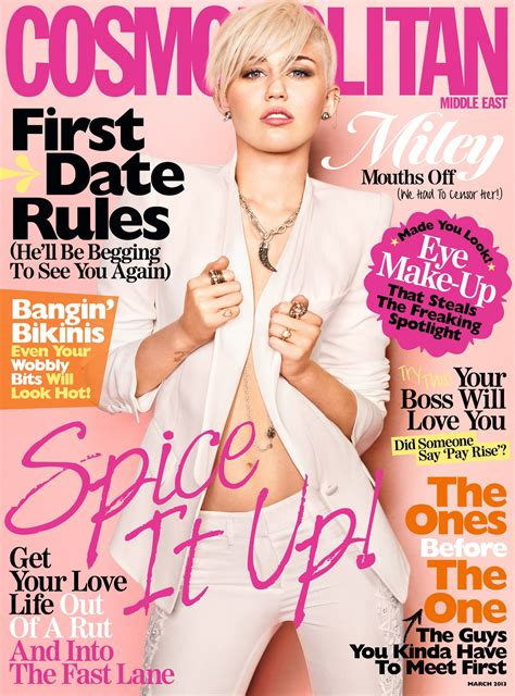 Conrad Lands The Cover Of Cosmo And Becomes The Spokesperson For Cosmetics by Cosmopolitan Magazine Leighton Meester Cosmopolitan