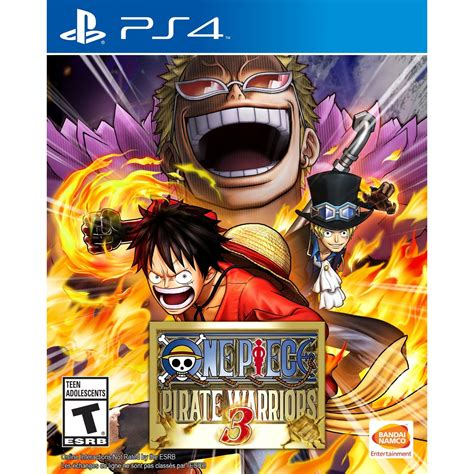 Ps4 Warriors All R3 Reg 3 Playstation 4 ps4 one pirate warriors 3 r3 eng play inc