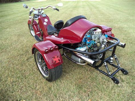 Handmade In California - vw trike 1600 air cooled engine diagram vw get free