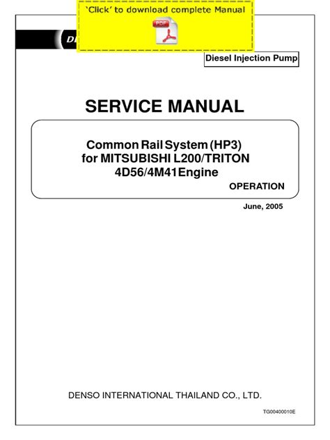 mitsubishi l200 4d56 wiring diagram efcaviation