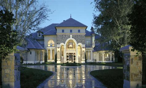chateau homes style luxury home plans small chateau homes