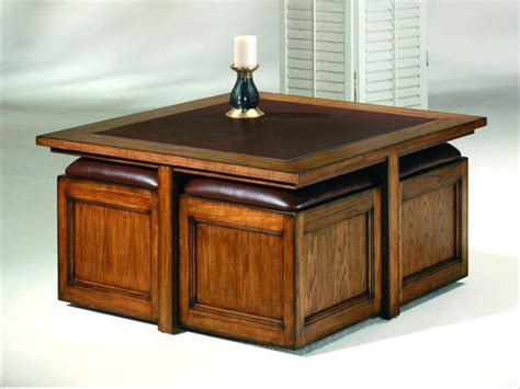 square coffee table with drawer light oak drawers