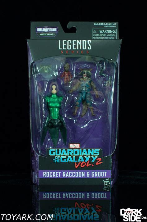 Marvel Legends Guardian Of The Galaxy Series Rocket Mini Groot marvel legends guardians of the galaxy vol 2 rocket raccoon photo shoot the toyark news