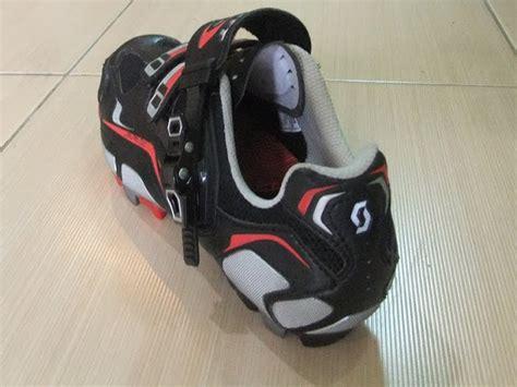 Sepatu X Grip sepatu mtb pro harga 500 000 mujur sepeda