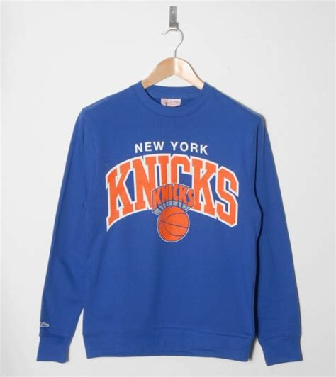 Sweater Basket Nba New York Knicks Biru adidas new york knicks sweater sweater and boots