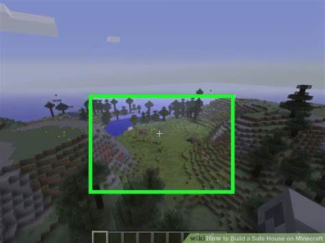 minecraft safe house designs how to build a safe house on minecraft 9 steps with pictures