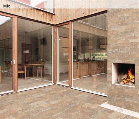 pavimenti klinker per esterni piastrelle klinker domus linea mix pavimenti interni