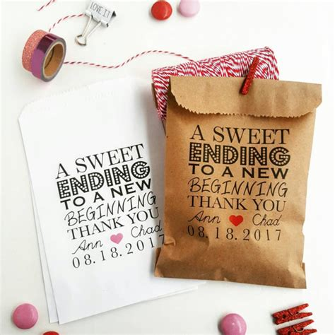 bags for buffet at wedding wedding favor bags buffet bags wedding bags personalized