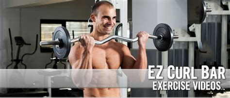 ez curl bar exercises workout guide illpumpyouup