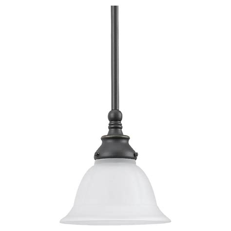 lowes kitchen island lighting shop sea gull lighting 8 in w kitchen island light with