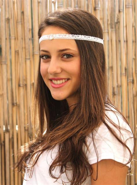 hairstyles with diamond headband 849 best fashion headbands images on pinterest fashion