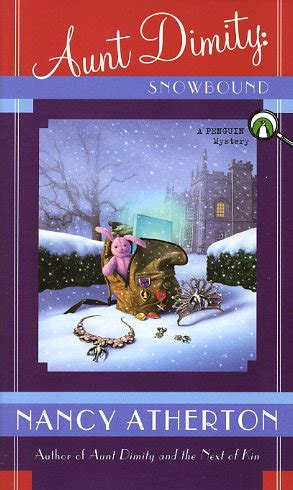 Dimity Snowbound dimity snowbound by nancy atherton fictiondb