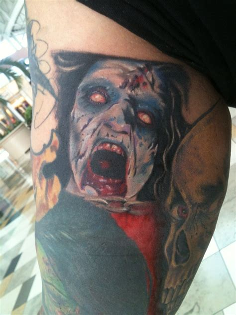 evil dead tattoo epic ink pinterest