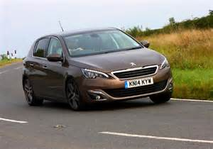 Peugeot 308 Colours Peugeot 308 Wave Goodbye Say Hello Parkers