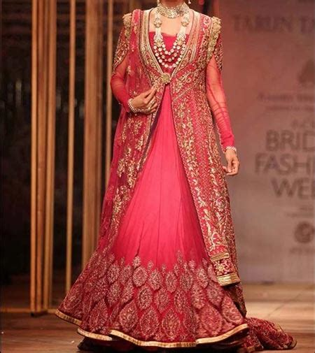 stylish designs new fashion of bridal wedding lehenga 2016 stylish designs
