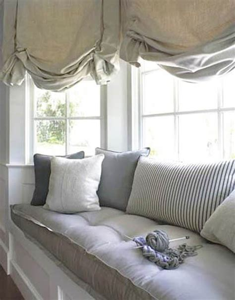 curtains for window seat 18 window seat design and interior decor ideas beautiful