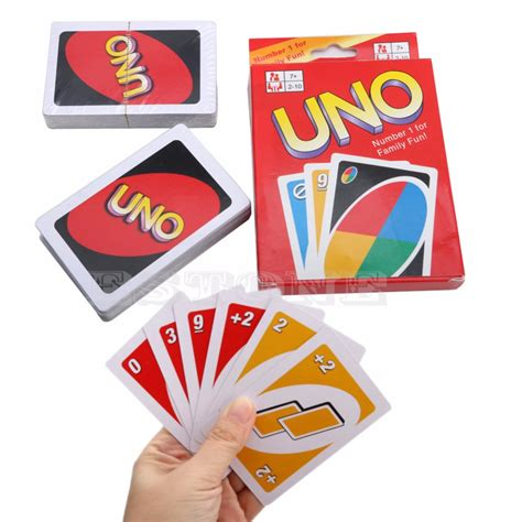 with 108 cards recreation standard 108 cards uno card