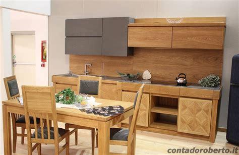 cucina in rovere cucina moderna in rovere naturale manerba contado