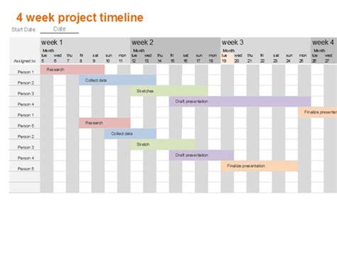 Project Timeline Project Timeline Calendar Template