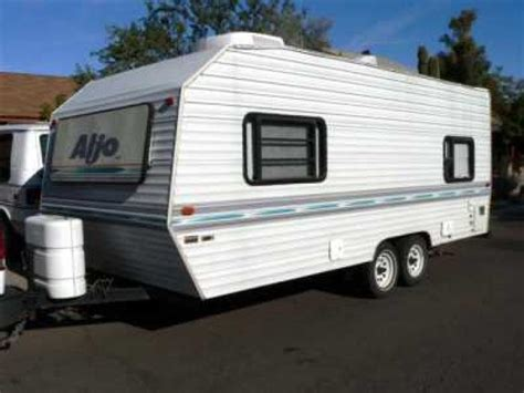 Recreational Vehicles Travel Trailers 1996 Skyline Aljo 2080 Limited Located In Phoenix, Arizona