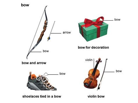 bow2 1 noun definition pictures pronunciation and usage notes oxford advanced learner s